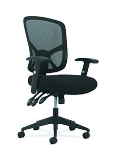 The basyx by HON seating collection is where quality meets value. The HVST121 task chair offers maximum comfort, support and functionality. Our product is engineered for performance, with features that include a breathable mesh back, durable and soft sandwich mesh, adjustable seat height,... more details available at https://furniture.bestselleroutlets.com/home-office-furniture/home-office-desk-chairs/adjustable-chairs/product-review-for-basyx-by-hon-customizable-ergonomic-hi