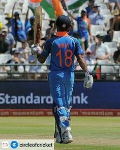 "via ··· "" Yet another for as he brings up his century in one-day internationals. Virat Kohli Wallpapers, Virat And Anushka, Love You Baby, Cricket, Iron Man, Legends, Champion, Rocks, Bring It On"