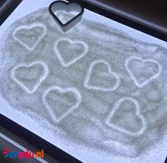 Lichttafel met suiker - http://credu.nl/product/lichttafel-a3/