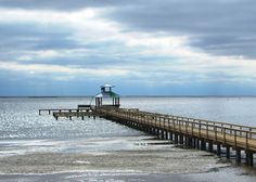 The pier at St Charles Bay in Rockport TX...my paradise home