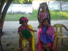 valery, naty y valentina lindas :) Cute