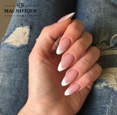 French Nails, French maniküre, French konstrukcyjny.