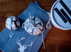 """Lasst uns froh und lecker sein!"" – Post aus meiner Küche für Sonsttags - elbmadame Christmas Cookies, Crochet Earrings, Sweets, Post, Yummy Food, Biscuits, Bakken, Recipies, Xmas Cookies"