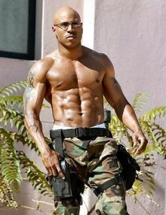 LAWD have mercy... Smh the things that I would do to that man... Oops did I say that out loud?!? Lol