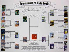 Tournament of Kids Books Final Four