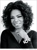 Oprah Winfrey  Despite all odds, trials & tribulations she is a true go-getter! One of few women who run the world!