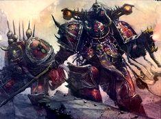 warhammer-fan-art:  Disciples of Erebus by majesticchicken