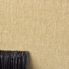 Linen Texture Paint Technique: Linen-Look Wall Project