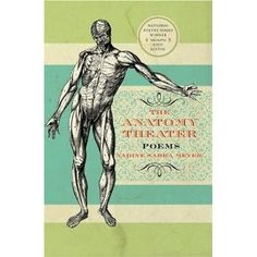 """""""The Anatomy Theater: Poems (National Poetry Series)"""" by Nadine Meyer / cover art"""