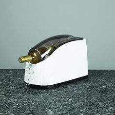Cooper Cooler Rapid Single Bottle Wine and Beverage Chiller Wine Chillers, Latest Tech Gadgets, Hate Summer, Warm Wine, Champagne Bottles, Wine Bottles, Baby Bottles, Carbonated Drinks