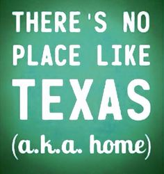 Great state of Tx!