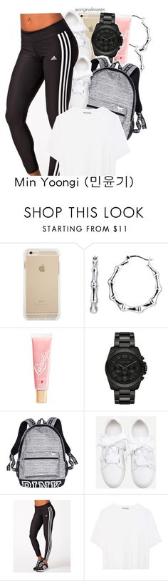 """""""04-24-2017."""" by originalimanim ❤ liked on Polyvore featuring Lano, Michael Kors, Victoria's Secret, adidas and Vince"""