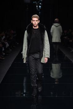 Ermanno Scervino Men's FW1617 fashion show #ScervinoLive #ErmannoScervino
