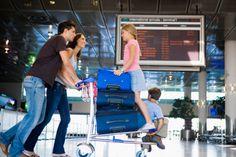 Lei e regulamentações pra viajar com crianças
