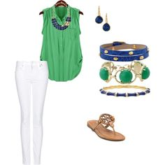 """""""LOVE these COLORS!"""" on Polyvore    www.stelladot.com/angelynhorrell"""