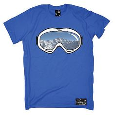 Ski #goggles t shirt tee gift him her present #mountain snowboard snow #skiing sk, View more on the LINK: http://www.zeppy.io/product/gb/2/151881566281/