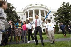 Obama misturou Star Trek com Star Wars
