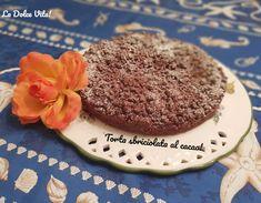 Torta sbriciolata al cacao doppio strato! Tiramisu, Strato, Pudding, Cacao, Baking, Ethnic Recipes, Desserts, Food, Bread Making