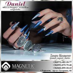 Nails by Tamara Malashenko