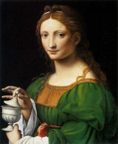 Image result for Bernardino Luini ~~ Dumenza Lombardy c.1480/82 - Milan 1532
