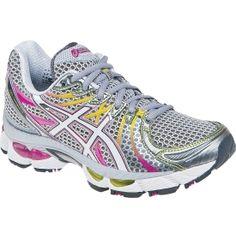 1267722db560 ASICS Women s GEL-Nimbus 13 Wide Running Shoe Cute Running Shoes