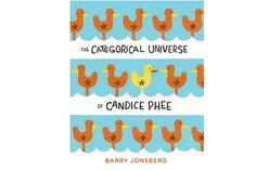 The Categorical Universe of Candice Phee: Excellent tween novel that's not as mature as Hunger Games, but with an awesome anti-heroine.