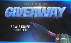 Bowie Knife Doppler FN giveaway