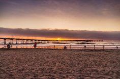 Ocean Beach - San Diego, California   #stock #photography #gettyimages #print #travel  