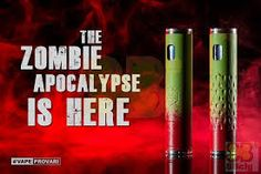 Zombie Edition now available in Provari P3 or ProVari Classic 2015 – Victory Vape
