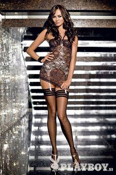 Iryna Osypenko, Sanjsko dekle, Playboy Slovenija, november 2007