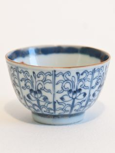 18th Century Chinese Tea Bowl and Saucer from the Trelawny family estate, please visit our website www.temperleycollectables.co.uk