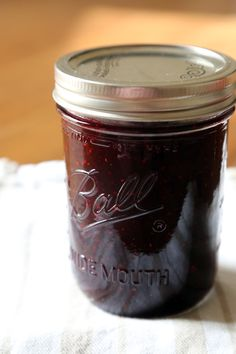 While it's easy enough to cut open a can of cranberry jam or jelly, this recipe is almost too easy to pass up, plus it's likely to be gobbled up lickety-split Cranberry Jam, Cranberry Recipes, Jam Recipes, Canning Recipes, Jelly Recipes, Fruit Recipes, Cooker Recipes, Popsugar Food, Gourmet