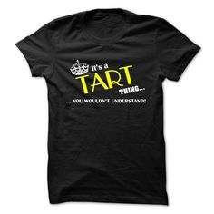 TART T-Shirts, Hoodies. GET IT ==► https://www.sunfrog.com/Camping/TART-88232026-Guys.html?id=41382