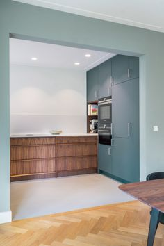 Paint Colors For Home, House Colors, Küchen Design, House Design, Kitchen Rules, Interior Architecture, Interior Design, Kitchen Trends, Scandinavian Interior