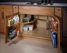 Kitchen Cabinet Remodel Ideas - CHECK THE PIN for Lots of Kitchen Cabinet Ideas. 88326772 #cabinets #kitchens
