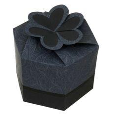 Gift box F - Blue