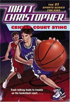 Center Court Sting (New Matt Christopher Sports Library) - Paperback - GOOD 9780316142052 Ninth Grade, Seventh Grade, Middle School Literacy, 8th Grade Science, Magic Treehouse, Physical Education, Waldorf Education, Paperback Books