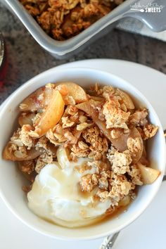 Maple Apple Breakfas