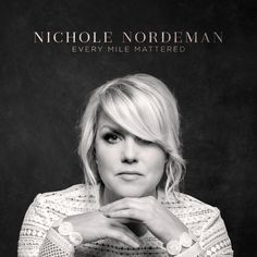 Every Mile Mattered - the new CD from Nichole Nordeman - is SO inspiring! Visit Create With Joy to learn more about - to hear a few songs from the new album - and to enter our Giveaway for a chance to win this CD for yourself (full details on post! Christian Videos, Christian Songs, Nichole Nordeman, Dear Me, Listening To You, Music Albums, Hush Hush, Love Songs, New Music