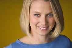Marissa Mayer -Yahoo! CEO