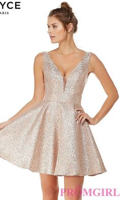 f06627009129 Alyce Paris 3782 is a sleeveless short Jacquard party dress with a deep  sweetheart neckline and an open scoop back.