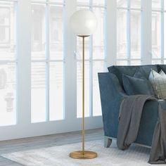 Decor, Interior, Home, Lamp, All Modern, Floor Lamp, Flooring, Room Lamp, Metal Floor Lamps