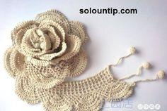 Puntilla a crochet para imprimir   Solountip.com