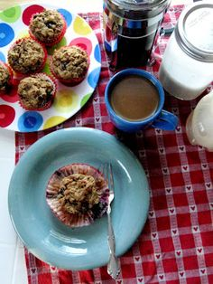 Gluten/Dairy/egg free: Blueberry Zucchini Oat Muffins (I used greek yogurt in place of the coconut milk so they were not dairy free). Gluten Free Desserts, Dairy Free Recipes, Blueberry Oat Muffins, Egg Free, Healthy Baking, Greek Yogurt, Sweet Recipes, Zucchini, Blueberries