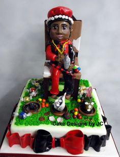 ELEGUA CAKE