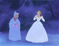 Cinderella, Fairy God Mother