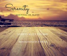 Serenity Essential Oil Blend - doTERRA Essential Oils - WendyPolisi.com