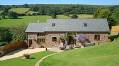 Sugar Loaf Barn really is the perfect Welsh family holiday cottage - views, privacy, hot tub and luxury touches at every turn!