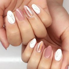 Cool 80 Cute Summer Nails Arts Ideas from https://www.fashionetter.com/2017/07/19/80-cute-summer-nails-arts-ideas/