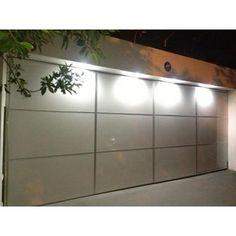Portones automatizados ideas for the house pinterest - Puertas para cocheras electricas ...
